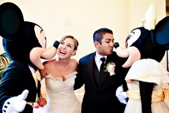 casamento disney 2