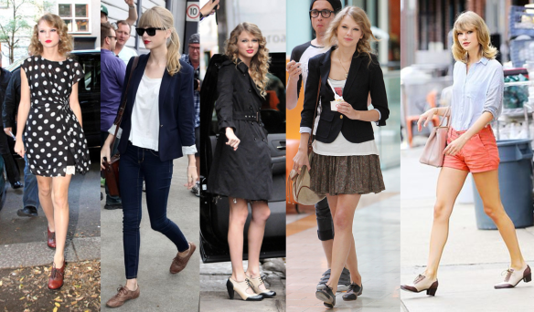 Oxford taylor swift